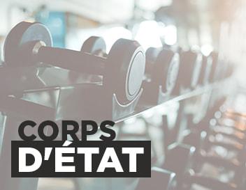 Corps d'état - FitnessBoutique