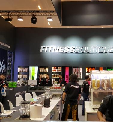 Evènements Fitness Boutique Expérience